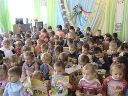 Оржиччина, дошкільне виховання, діти