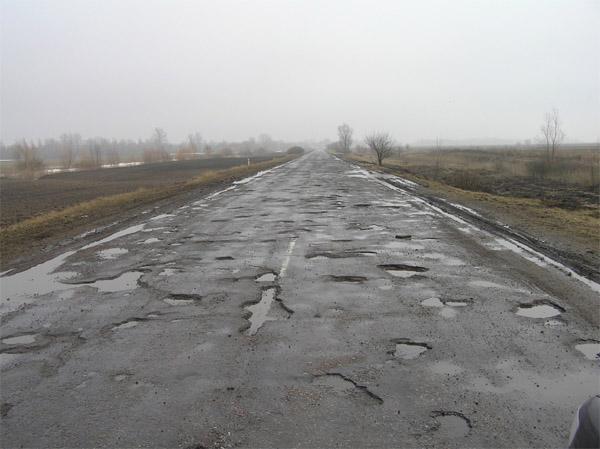 Оржиччина, дороги, ремонт, депутати, влада