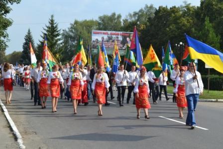 Оржиця, День Незалежності, День селища, свято