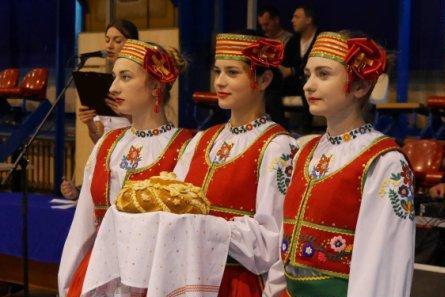 Оржиця, Полтавщина, дердані службовці, спартакіада, Ужгород