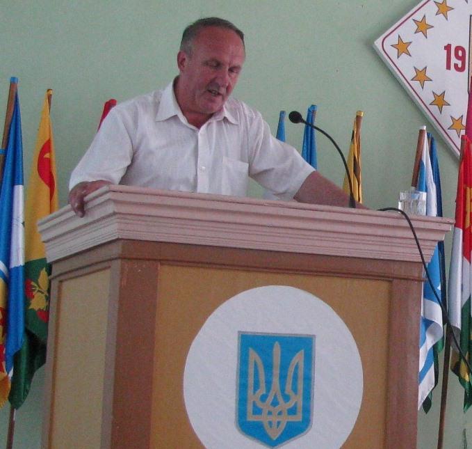 Оржиця, районна рада, сесія, депутати