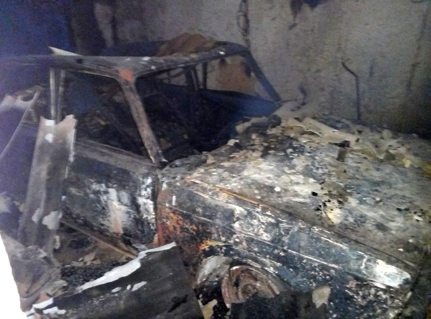 Лазірки, Оржиця, пожежа, рятувальники