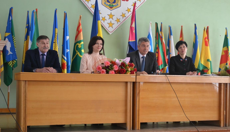 Оржиця, районна рада, РДА, голова, представлення
