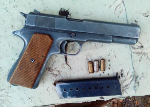 Оржиця, поліція, зброя, громадяни