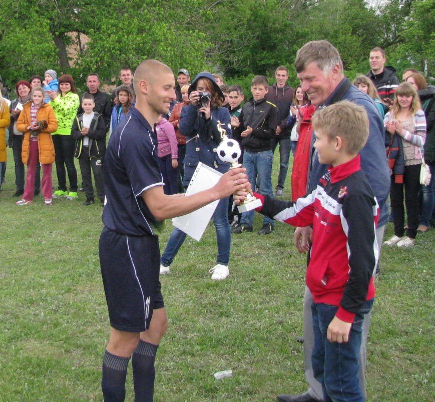 Оржиця, райрада, Малущенко М.Є.,Герой, турнір, футбол