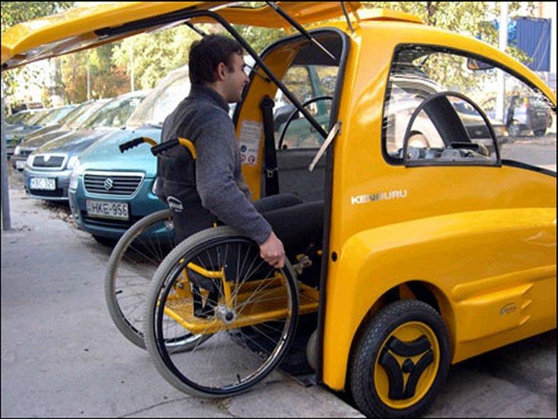 Оржиця, інвалід, автомобіль, черга
