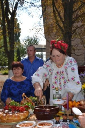 Оржиця, Чутівка, день села, фестиваль борщу