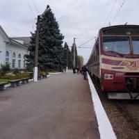Залізнична станція Лазірки