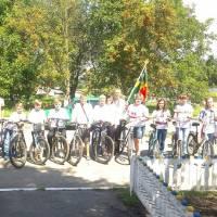 Велопробіг до Дня Незалежності