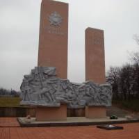 меморіал Вічно Живим с. Чикалівка