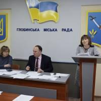 Бюджет громади на 2019 рік презентує Світлана Замогильна