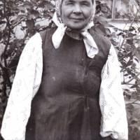 Мати Марія Олексіївна. с.Устимівка. На