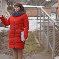 Наталія Величко презентує центр