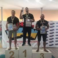 Перше місце на Всеукраїнському чемпіонаті