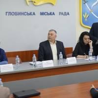 Станіслав Джусь презентує Глобинську громаду