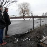 Ремонтні роботи по вул. Бубнарівська