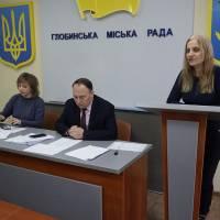 Ольга Гапченко інформує про додаткові послуги, які надаватимуться міським ЦНАП