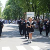 Учасники марш-параду
