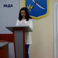 Доповідає Наталія Калініченко