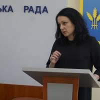 Про структуру виконавчого комітету ради інформує Олена Кошеленко