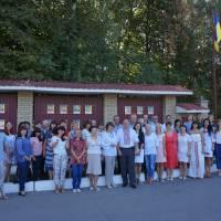 Колектив виконавчого комітету Глобинської міської ради