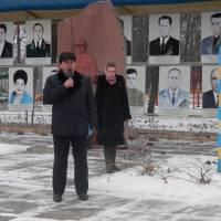 Глобинський міський голова Станіслав Джусь