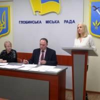 Доповідає Ольга Гапченко