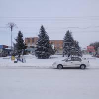Примхи зими