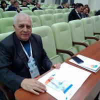 Володимир Бондарь начальник відділу соціально-економічного розвитку та інвестицій під час Форуму