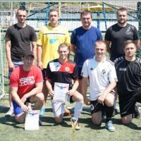 Переможці футбольного турніру