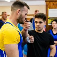Підготовка до встановлення рекорду України з підняття на біцепс у категорії до 90 кг на змаганнях на Кубок Києва