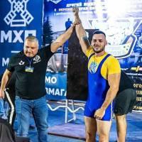 Комерційний турнір Кубок Мирона2. Встановлено рекорд Украни.