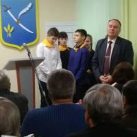 Міський голова Станіслав Джусь висловив  подяку присутнім ліквідаторам