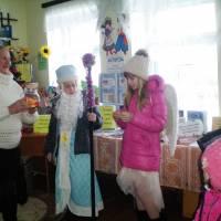 Юний Миколай на святi в Бабичiвцi