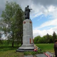 Пам'ятник воїну визволителю