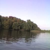 Кременчуцьке Водосховище
