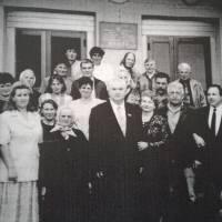 зустріч  народного депутата України О.Г. Білоруса1999 рік.