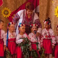 молодша група танцювального колективу
