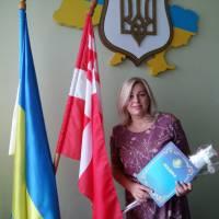 Наталія Оксюк