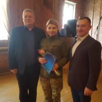 Військова частина с. Поворськ