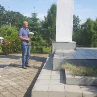 Меморіал Слави смт. Голоби
