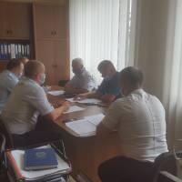 Президія Ковельської районної ради