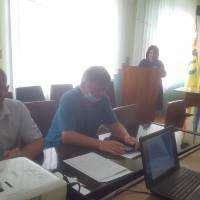 засідання конкурсної комісії