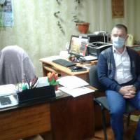 Сесія Доротищенської сільської ради