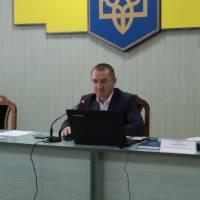 гоова Ковельської районної ради Андрій Броїло