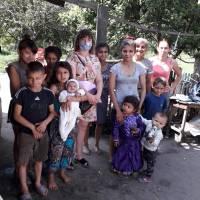 Працівники відділу соціальних служб для сім'ї, дітей та молоді комунальної установи центр надання соціальних послуг Ковельської районної ради надали к