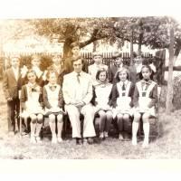 Роман Пахолок з випускниками