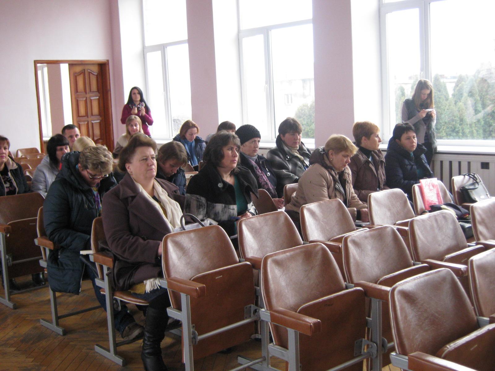 Відбувся семінар-навчання для міських, селищних та сільських голів, секретарів місцевих рад