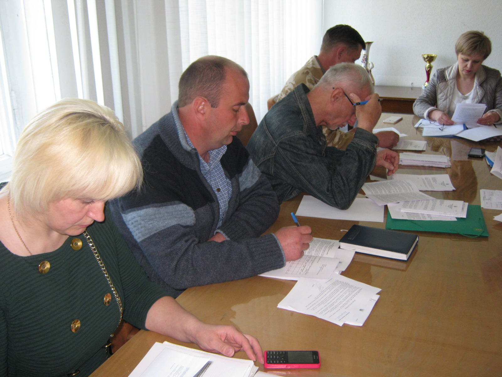 Відбулося засідання постійної комісії районної ради з питань бюджету, фінансів, планування, ринкових реформ і управління комунальною власністю