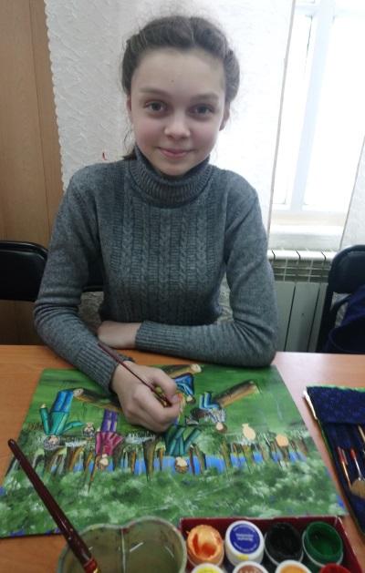"""Анастасія Пирогова, вихованка """"Полісяночки"""" - стипендіат голови ОДА"""